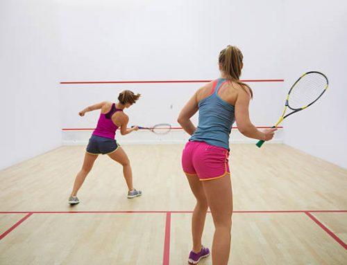 Ladies Squash Night Out