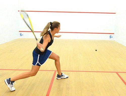 Ladies Morning Squash Clinics