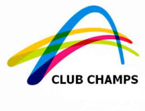 2018 Club Championships