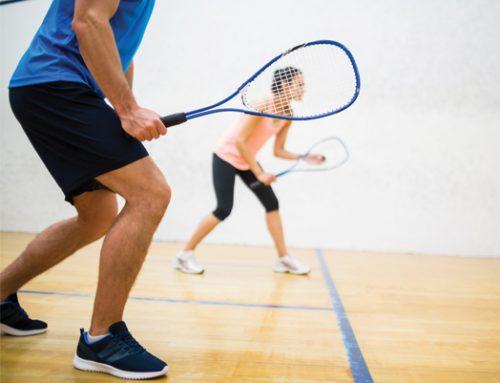 Beginners Squash Night