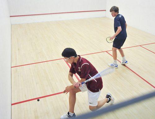 Spring Junior Squash Clinics