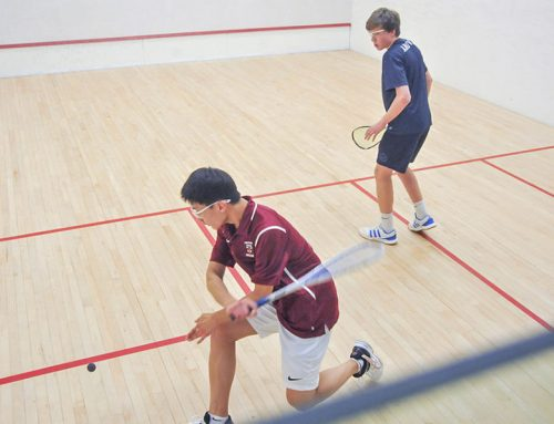 Junior Squash Winter Clinics
