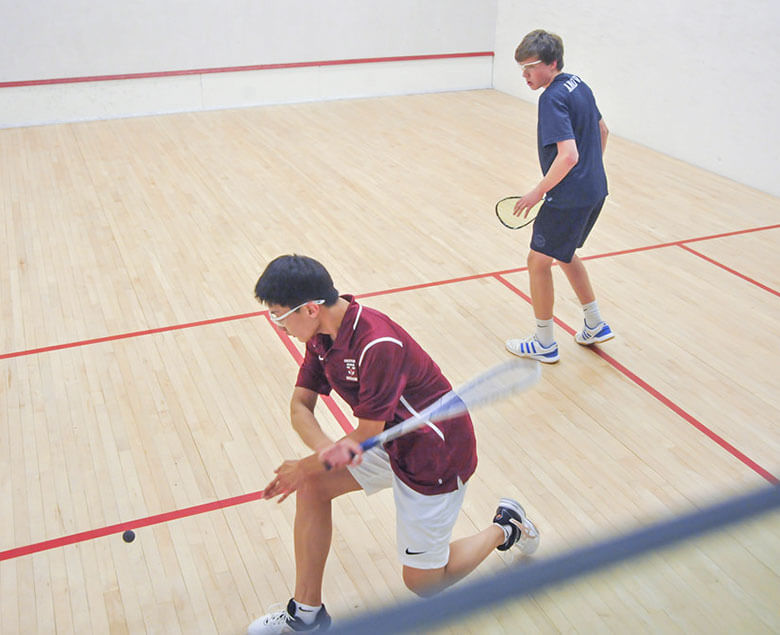 Spring Junior Squash Clinics