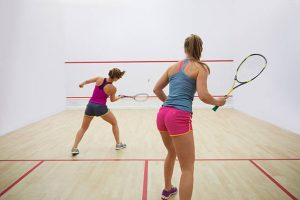 Ladies Squash Night Out