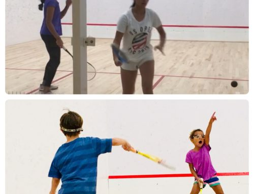 Fall 2019 Junior Squash Clinics