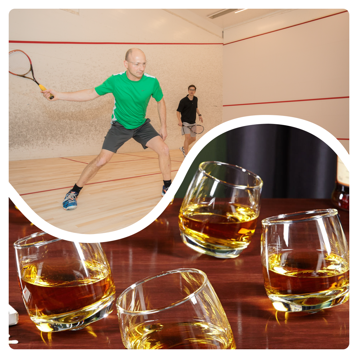 February Scotch & Squash Night